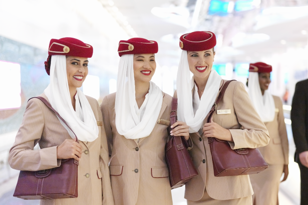 Emirates Airline Cabin Crew Recruitment