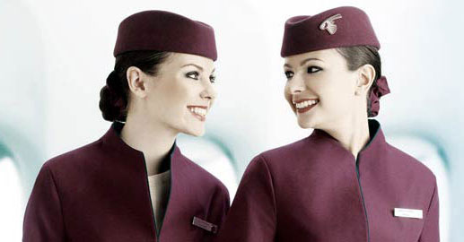 Qatar Airways Cabin Crew Recruitment in Valletta, Malta (31-Jul-2019)